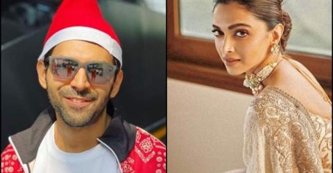 Deepika Padukone wants this Christmas gift from 'Santa' Kartik Aaryan !