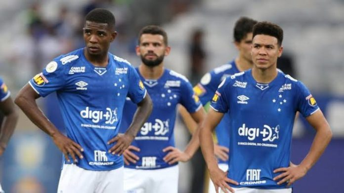 Brazilian giants Cruzeiro relegated for first time