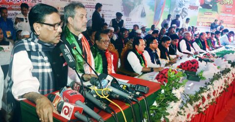 Devoted workers to be made AL leaders: Quader