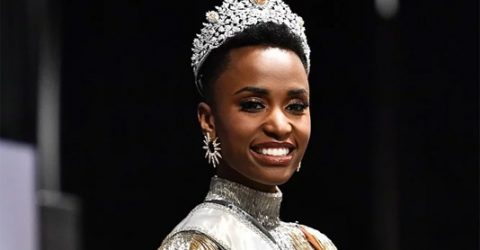 Miss South Africa wins 2019 Miss Universe crown