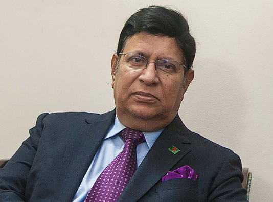 Dhaka wants youths in global fight on climate change: Momen