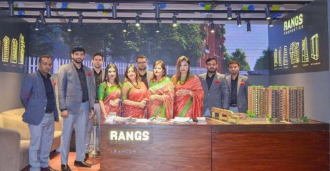 Rangs Properties Limited has participated REHAB Winter Fair