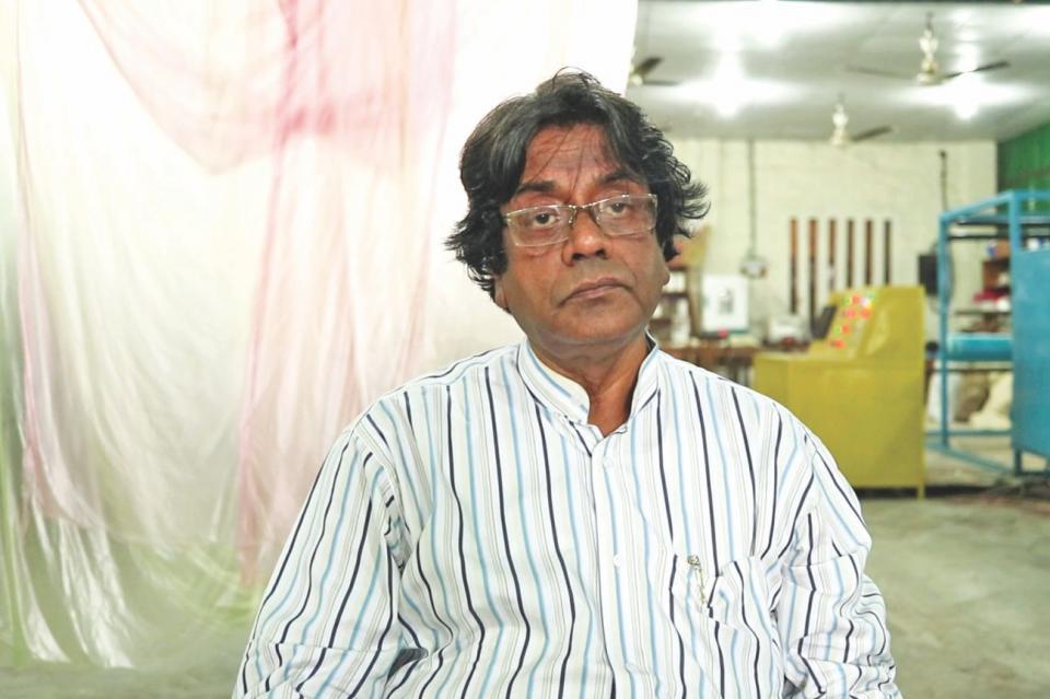 Bangabandhu Satellite's body could have been made using jute: Dr. Mubarak Ahmad Khan