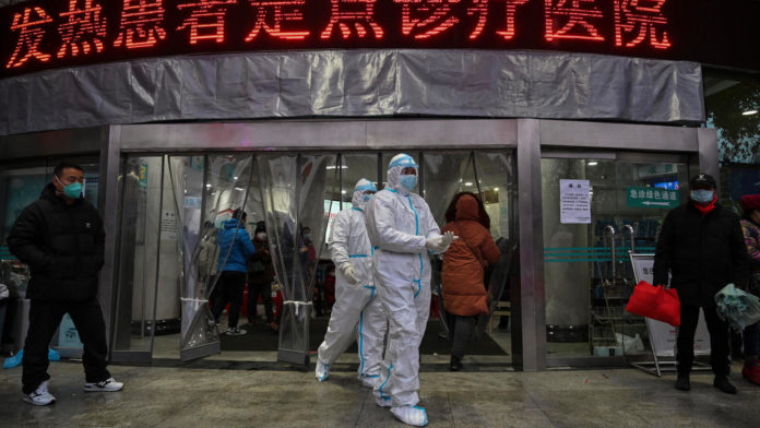 China fortifies virus defences as death hits 56