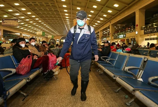 Second Chinese city placed on lockdown over virus: official