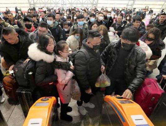 Last flight from Wuhan: 'Everyone was wearing masks'