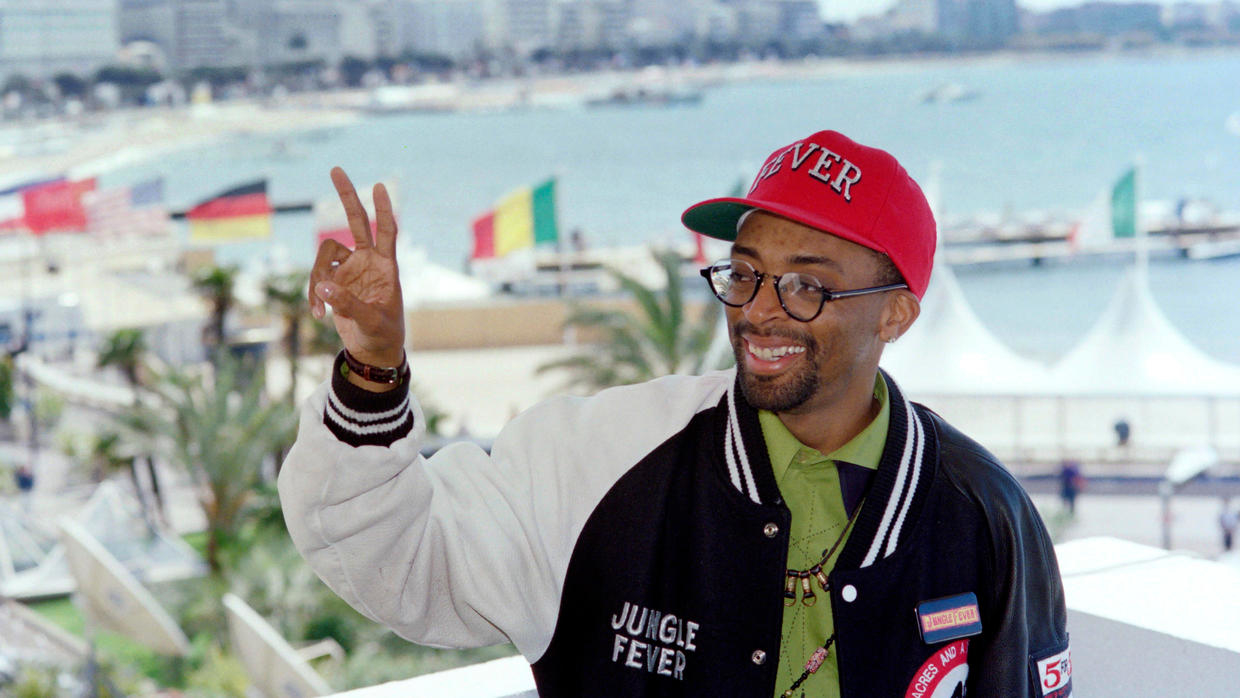 Spike Lee to be first black head of Cannes film festival jury