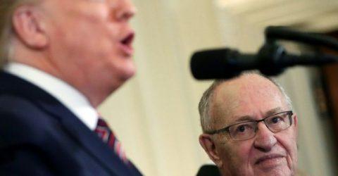 Ken Starr, celebrity lawyer Dershowitz join Trump defense team