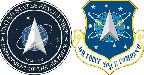 US Space Force logo draws comparisons to 'Star Trek'