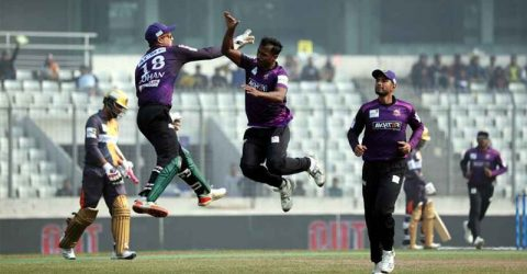 Chattogram stays alive for BBPL final eliminating Dhaka