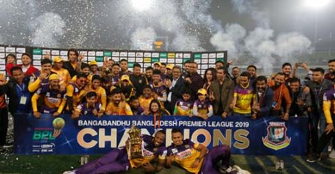 Clinical Rajshahi lifts maiden BBPL trophy
