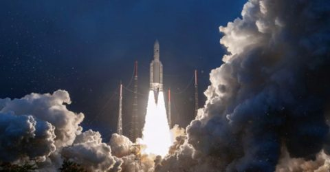 India's communication satellite GSAT-30 launched successfully