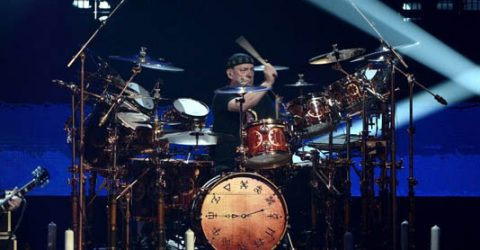 Neil Peart, Rush's star drummer, dies at 67