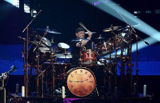 Neil Peart, Rush's star drummer, dies at 67
