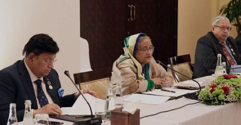 PM asks Bangladesh envoys to strengthen ties with Muslim countries