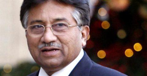 Pakistan court annuls Musharaff's death sentence: prosecutor