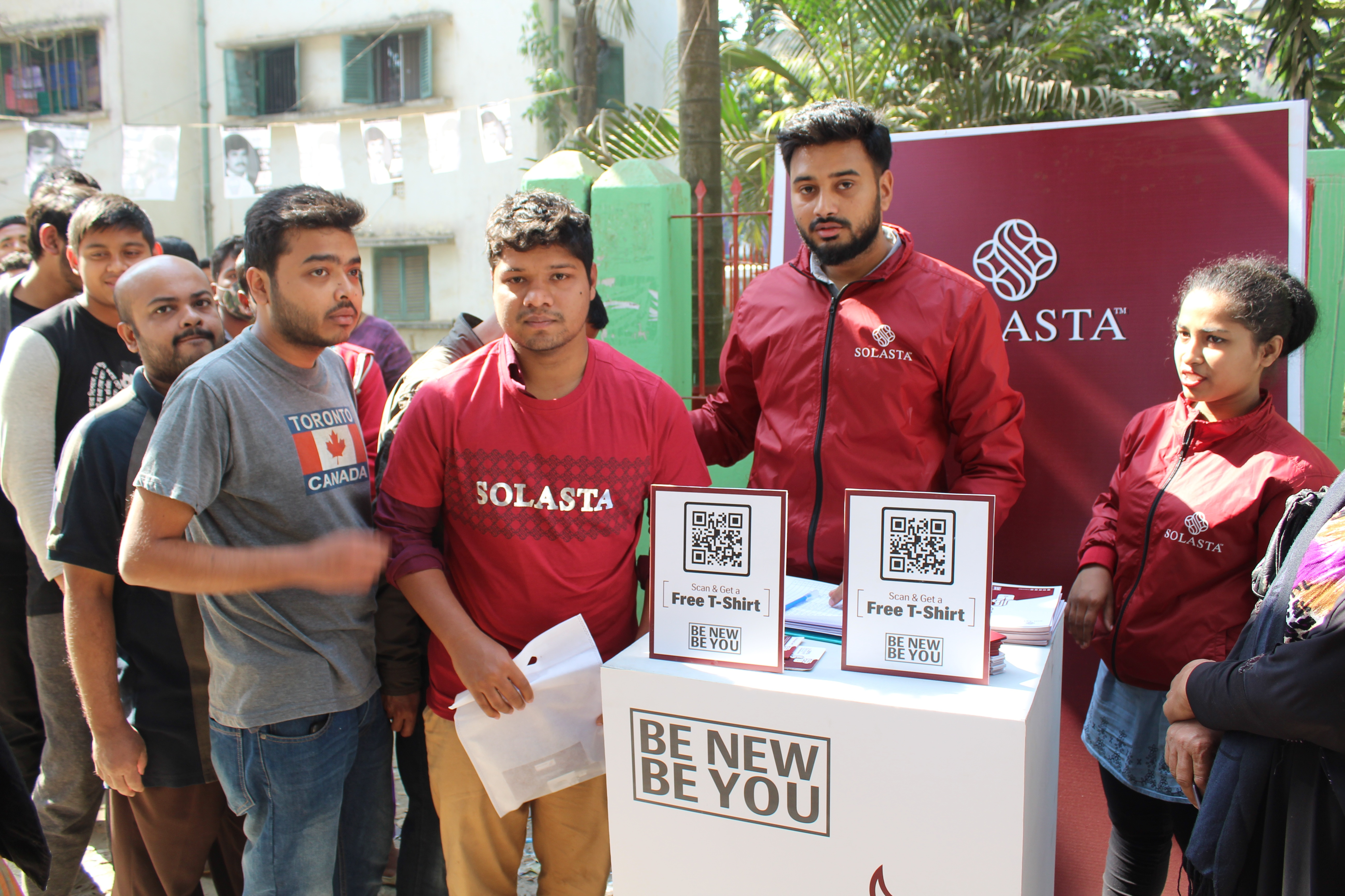 Solasta activation for youth kicks off in capital