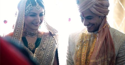 Soha Ali Khan, Kunal Kemmu celebrate fifth wedding anniversary,  share throwback wedding