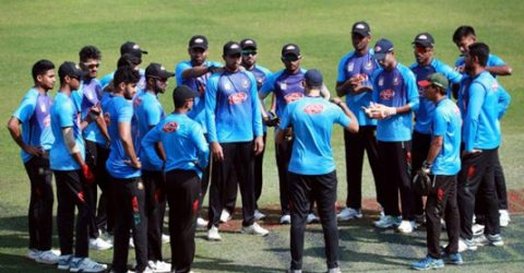 Tigers' World T20 mission begins with Pakistan tour