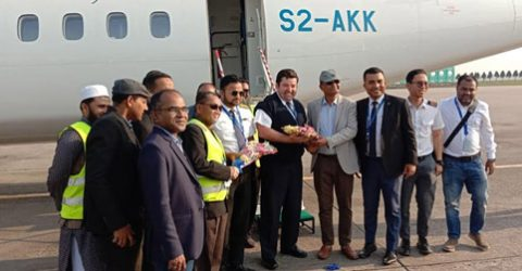 US-Bangla airlines procures its 12th aircraft