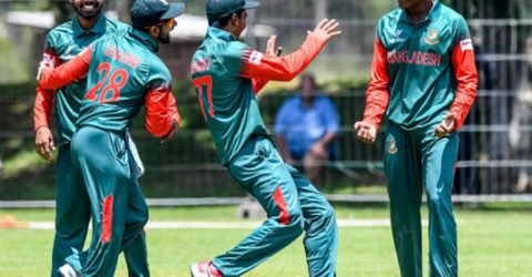 Bangladesh U19 to face Pakistan in U19 WC