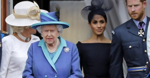 Queen, Prince Harry, senior royals set for crisis meeting