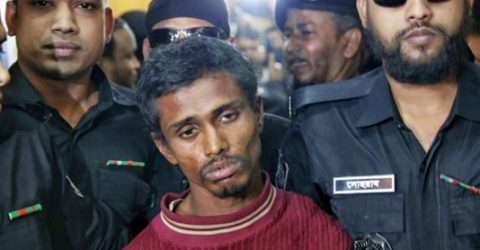 Rape suspect Majnu put on 7-day remand