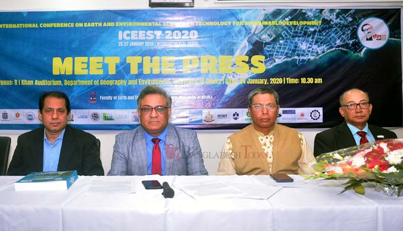 ICEEST 2020 is set to kick off in Dhaka