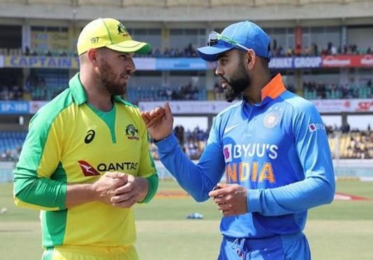 Australia win toss, bat in ODI decider against India