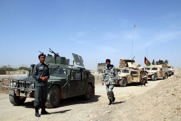 Airstrikes kill 16 militants in Afghanistan's northern Balkh province