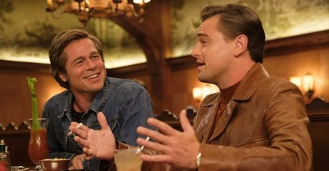 There was strange inherent comfort with Brad Pitt: Leonardo DiCaprio