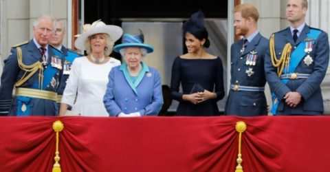 Queen gathers royals for crisis meeting with Prince Harry