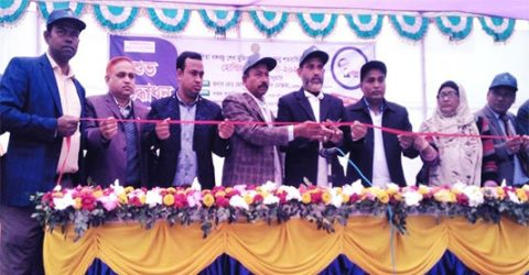 Five-day holding tax fair begins in Rangpur city