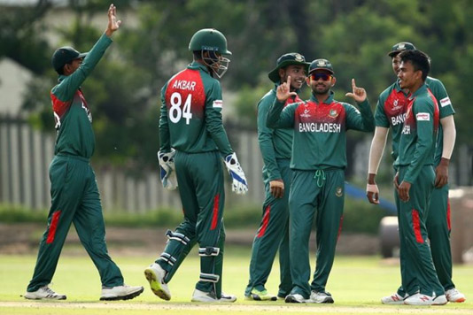 Young Tigers make high-flying start in U19 WC