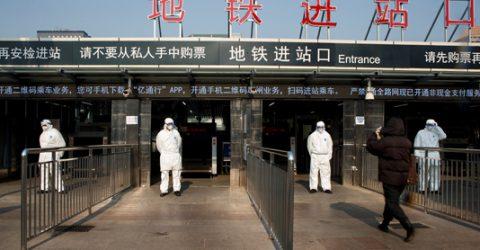 China virus toll spikes despite massive lockdown