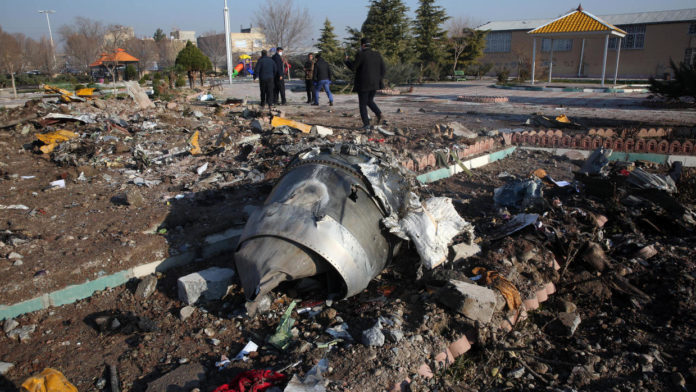 Iran makes first arrests over airliner downing
