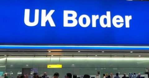 Britain unveils points-based immigration plan