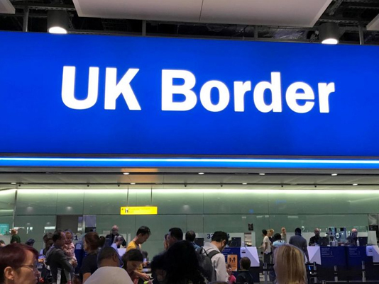 Britain unveils points-based immigration plan