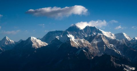 Sherpa team aims for record Everest winter ascent