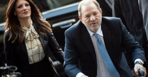 Weinstein convicted of sex assault, rape in 'new era' for #MeToo