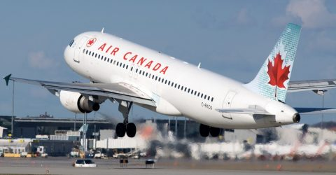 Air Canada extends flight suspension to Chinese cities, citing virus