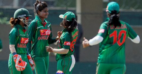 Bangladesh takes on India tomorrow to kick-off Women's T20 WC