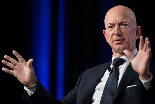 Bezos launches $10 bn fund to combat climate change