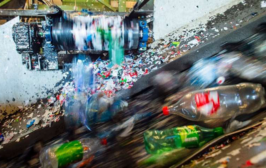 In Norway, bottles made of plastic are still fantastic