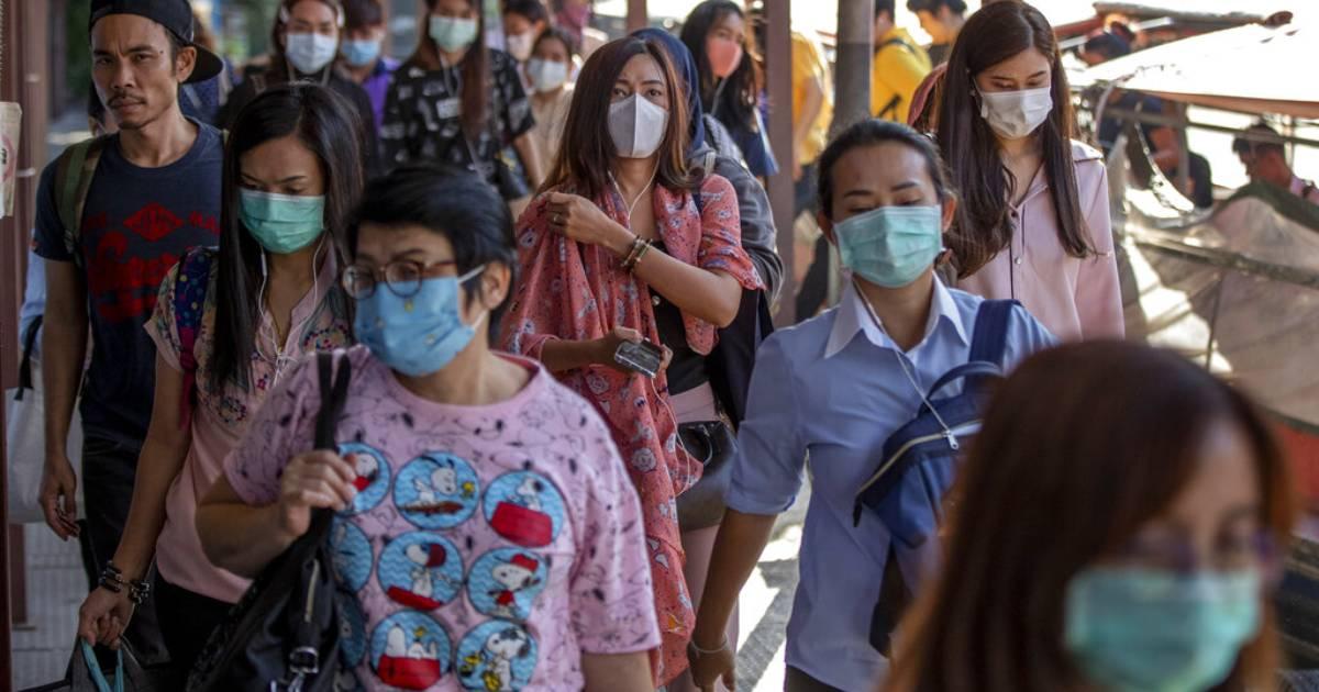 Using mask over corona virus unnecessary: IEDCR