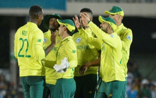 Ngidi stars as South Africa beat England by one run in T20 thriller