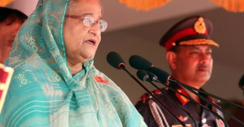 PM asks ansars to ensure public security for country's development