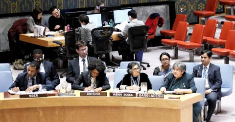 BD envoy to UN seeks justice, accountability for Rohingyas