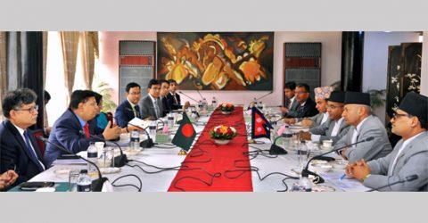 Dhaka welcomes Kathmandu's proposal to use Saidpur airport