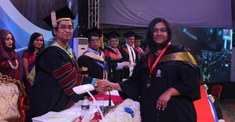 East West University convocation held
